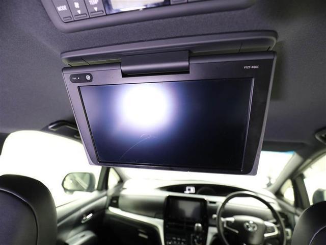 アエラス プレミアム トヨタ認定中古車 ワンオーナー 衝突被害軽減システム 9インチTCナビ 12.1型後席モニター リヤオートエアコン 両側電動スライド LEDヘッドランプ フルセグ DVD再生 バックカメラ(12枚目)