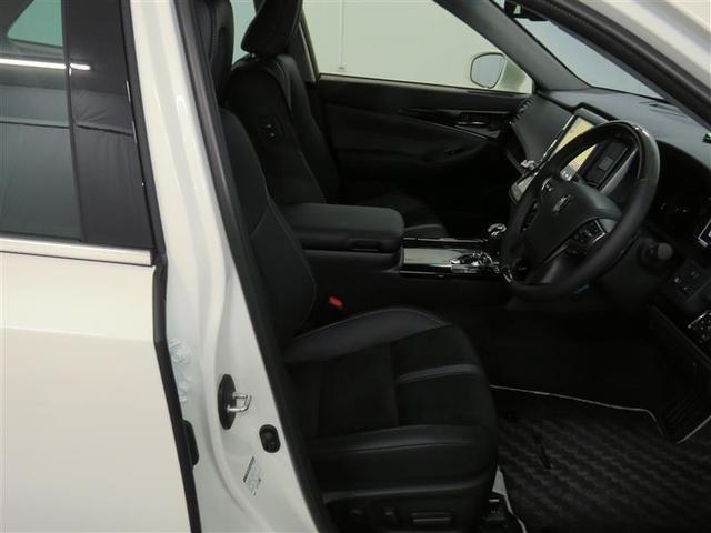 トヨタ クラウン アスリートS-T J-フロンティア LED 試乗車