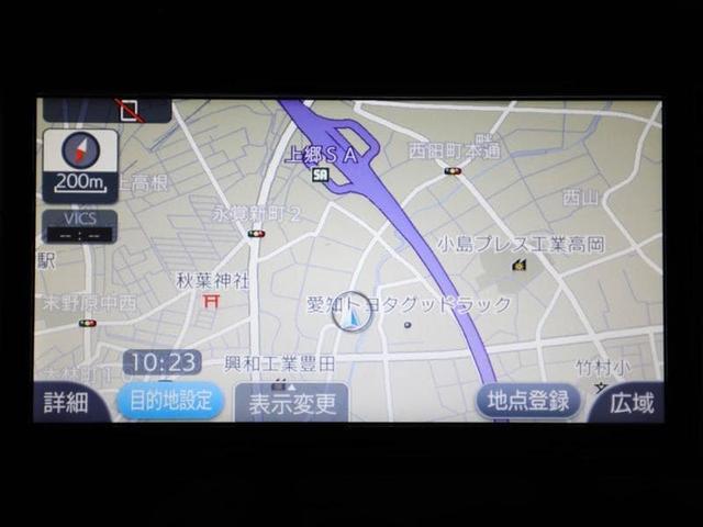 カスタムG S メモリーナビ ワンセグ 純正アルミ LED(11枚目)