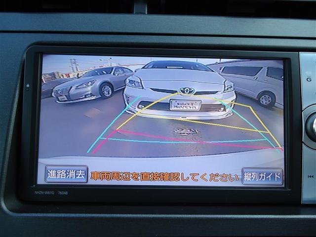 トヨタ プリウス Sツーリングセレクション LEDヘッドランプ フルセグHDD