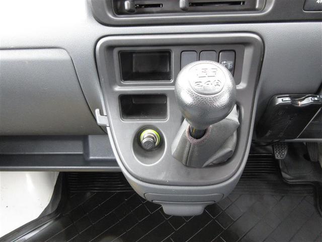ダイハツ ハイゼットカーゴ デッキバン 4WD 5速MT ETC CDチューナー