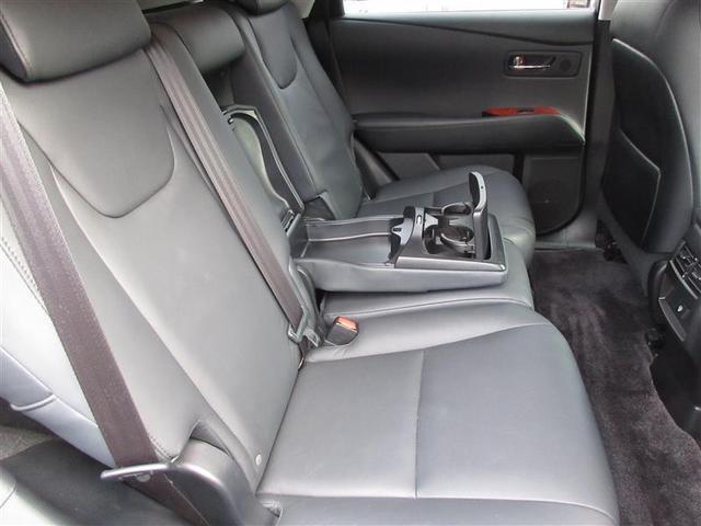 レクサス RX RX450h バージョンS 本革シートブラック ムーンルーフ