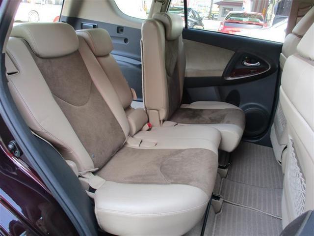 トヨタ ヴァンガード 240S Gパッケージ スマートキー ワンセグTV