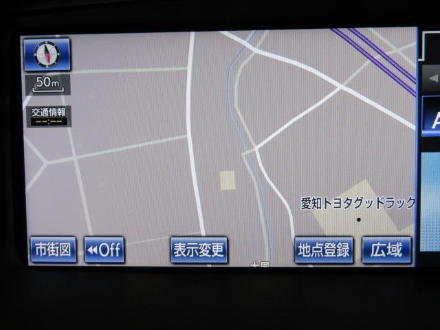 レクサス LS LS600h バージョンC Iパッケージ HDDナビ