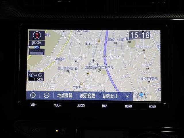 クロスオーバー グラム フルセグ DVD再生 ミュージックプレイヤー接続可 バックカメラ 衝突被害軽減システム ETC ドラレコ LEDヘッドランプ ワンオーナー(10枚目)