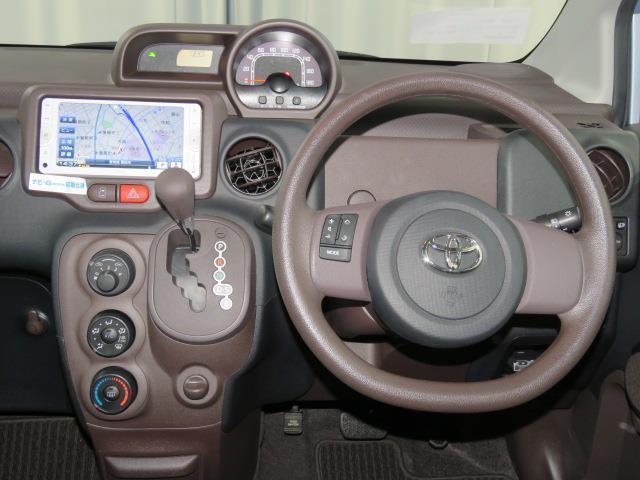 トヨタ ポルテ X メモリーナビ ワンセグTV ETC 左側電動スライドドア