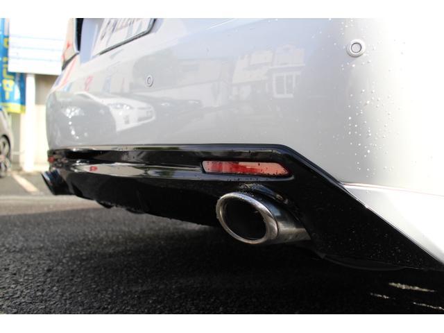 トヨタ クラウンハイブリッド アスリートSエアロ WORK19AW 車高調 プリクラ