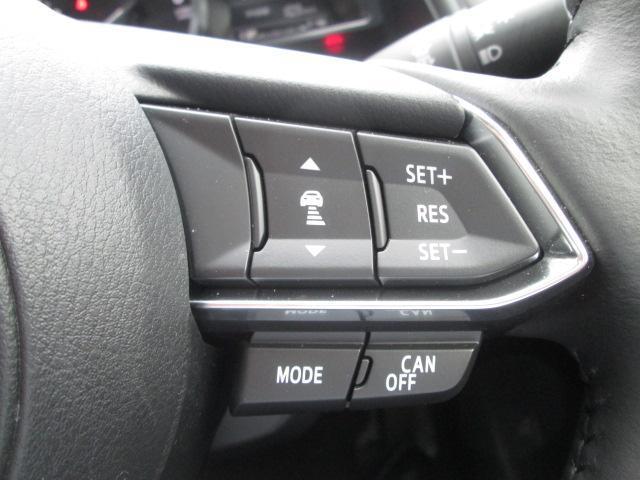 マツダ CX-3 XDプロアクティブ デモカーアップ 禁煙車
