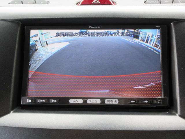 バックカメラを装備しておりますので、バック駐車が苦手な方も安心です◎