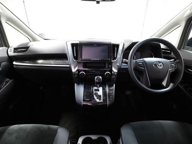 2.5Z 両側自動ドア 後席モニタ LEDライト ナビTV CD フルセグTV ETC イモビライザー 3列シート DVD メモリーナビ スマートキ- クルコン キーレス アルミホイール 横滑り防止装置 ABS(6枚目)