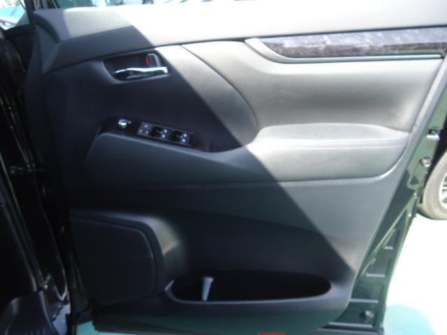 2.5Z 両側自動ドア 後席モニタ LEDライト ナビTV CD フルセグTV ETC イモビライザー 3列シート DVD メモリーナビ スマートキ- クルコン キーレス アルミホイール 横滑り防止装置 ABS(26枚目)