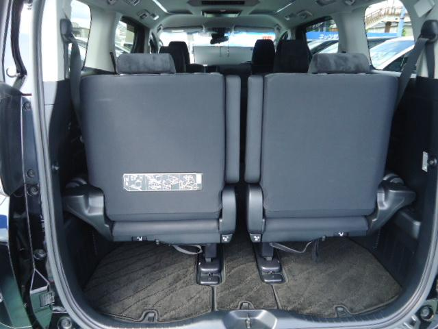2.5Z 両側自動ドア 後席モニタ LEDライト ナビTV CD フルセグTV ETC イモビライザー 3列シート DVD メモリーナビ スマートキ- クルコン キーレス アルミホイール 横滑り防止装置 ABS(46枚目)