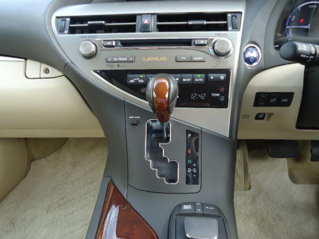 レクサス RX RX450h バージョンL ワンオーナー・禁煙車