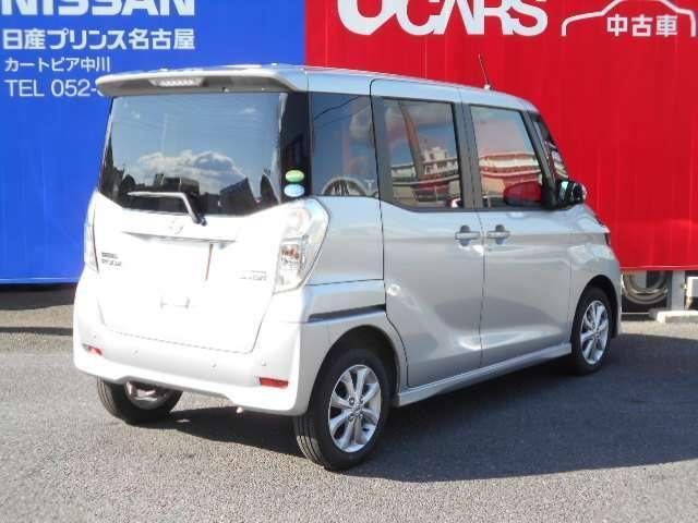 「日産」「デイズルークス」「コンパクトカー」「愛知県」の中古車15