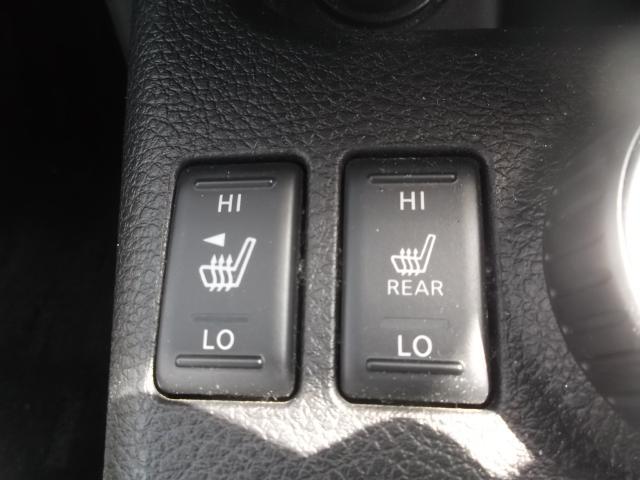 20X 4WD シートヒーター前後(10枚目)