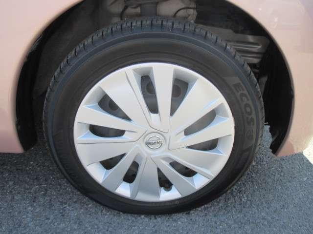 タイヤの溝も是非ご来場してお確かめください!