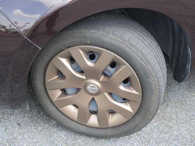 ◆◆◆16インチタイヤです。ホイールキャップもきれいに仕上がっております。