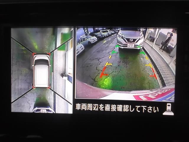 日産 デイズルークス X ★アラウンドビュ-モニタ-★両側オ-トスライド★