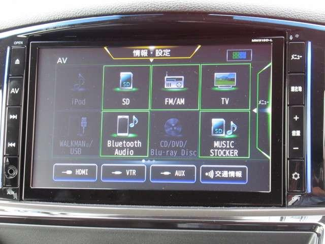 2.5 250ハイウェイスターS 純正大型ナビ TV Bluetooth対応(5枚目)