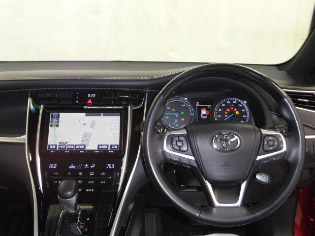 プレミアム 4WD SDナビ フルセグ バックカメラ(4枚目)