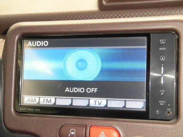 X フルセグ メモリーナビ DVD再生 ミュージックプレイヤー接続可 ETC 電動スライドドア(6枚目)