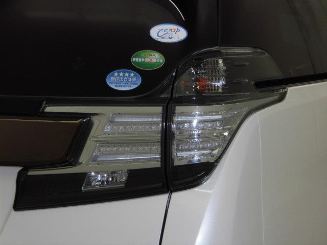 2.5Z Aエディション ゴールデンアイズ フルセグ メモリーナビ DVD再生 ミュージックプレイヤー接続可 後席モニター バックカメラ 衝突被害軽減システム ETC ドラレコ 両側電動スライド LEDヘッドランプ 乗車定員7人 3列シート(9枚目)