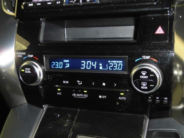 2.5Z Aエディション ゴールデンアイズ フルセグ メモリーナビ DVD再生 ミュージックプレイヤー接続可 後席モニター バックカメラ 衝突被害軽減システム ETC ドラレコ 両側電動スライド LEDヘッドランプ 乗車定員7人 3列シート(15枚目)