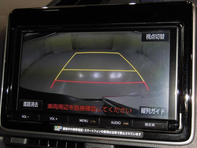 Gi ブラックテーラード 4WD フルセグ メモリーナビ DVD再生 ミュージックプレイヤー接続可 バックカメラ 衝突被害軽減システム ETC 両側電動スライド LEDヘッドランプ 乗車定員8人 3列シート(10枚目)
