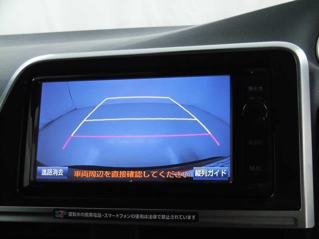 G フルセグ メモリーナビ DVD再生 ミュージックプレイヤー接続可 後席モニター バックカメラ 衝突被害軽減システム ETC 両側電動スライド 乗車定員7人 3列シート アイドリングストップ(12枚目)