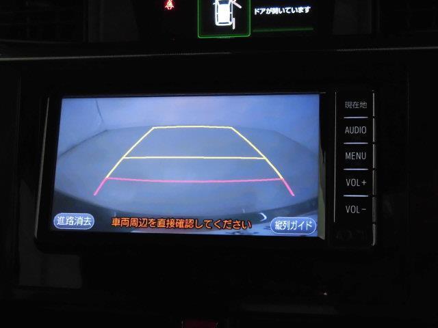G S ワンセグ メモリーナビ ミュージックプレイヤー接続可 バックカメラ 衝突被害軽減システム ETC ドラレコ 両側電動スライド フルエアロ アイドリングストップ(11枚目)