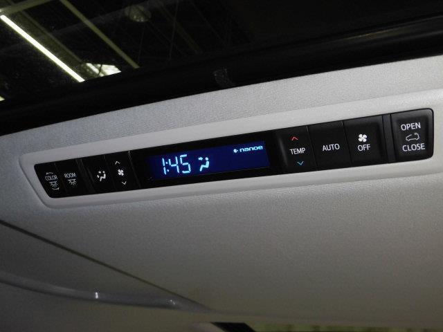 2.5Z Gエディション サンルーフ フルセグ メモリーナビ DVD再生 ミュージックプレイヤー接続可 バックカメラ 衝突被害軽減システム ETC 両側電動スライド LEDヘッドランプ 乗車定員7人 3列シート(18枚目)