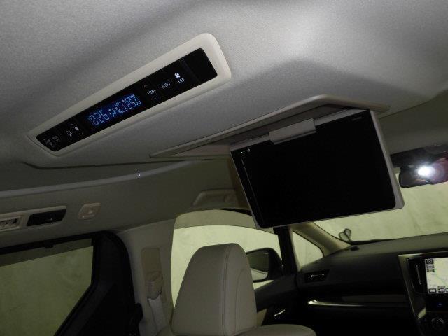 G Fパッケージ 革シート 4WD フルセグ メモリーナビ DVD再生 ミュージックプレイヤー接続可 後席モニター バックカメラ 衝突被害軽減システム ETC ドラレコ 両側電動スライド LEDヘッドランプ 3列シート(10枚目)