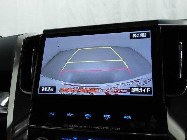 G Fパッケージ 革シート 4WD フルセグ メモリーナビ DVD再生 ミュージックプレイヤー接続可 後席モニター バックカメラ 衝突被害軽減システム ETC ドラレコ 両側電動スライド LEDヘッドランプ 3列シート(12枚目)