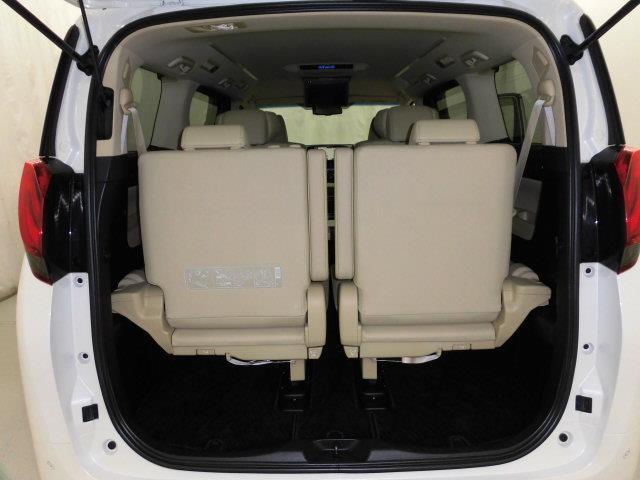 G Fパッケージ 革シート 4WD フルセグ メモリーナビ DVD再生 ミュージックプレイヤー接続可 後席モニター バックカメラ 衝突被害軽減システム ETC ドラレコ 両側電動スライド LEDヘッドランプ 3列シート(33枚目)