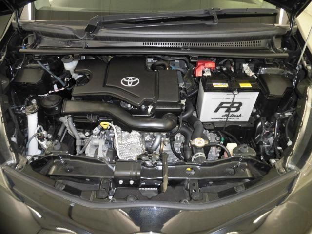 1.0Lガソリンエンジンです。レギュラーガソリン仕様です。タイミングチェーンです。