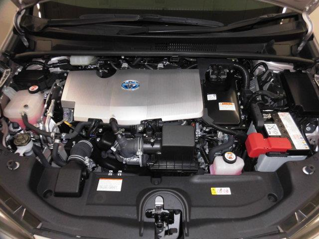 S トヨタセーフティセンス T-conecctナビ9インチモデル DVD再生 ミュージックプレイヤー接続可 バックカメラ  ETC LEDヘッドランプ アイドリングストップ(15枚目)