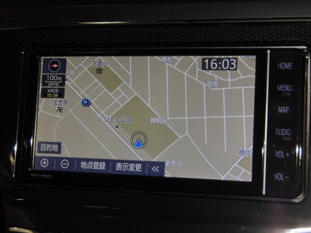 S 5人乗り セーフティセンス レーダークルーズコントロール T-conecctナビ7インチモデル フルセグ DVD再生 ミュージックプレイヤー接続可 バックカメラ ETC アイドリングストップ HV保証(9枚目)