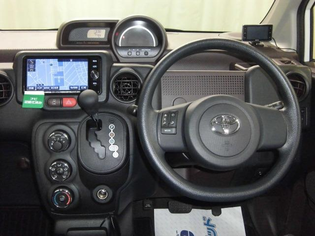 トヨタ ポルテ F ETC ドラレコ バックモニター フルセグ