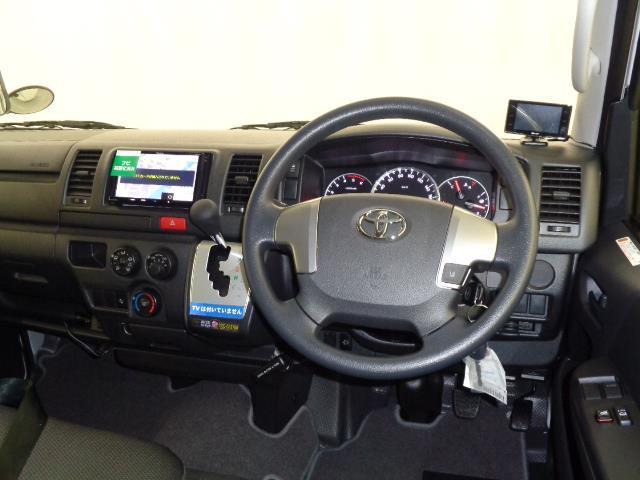 2.8DT車DX 当社社用車 衝突軽減機能 クリーニング済 SDナビ ドライブレコーダー バックモニター キーレスエントリー(4枚目)