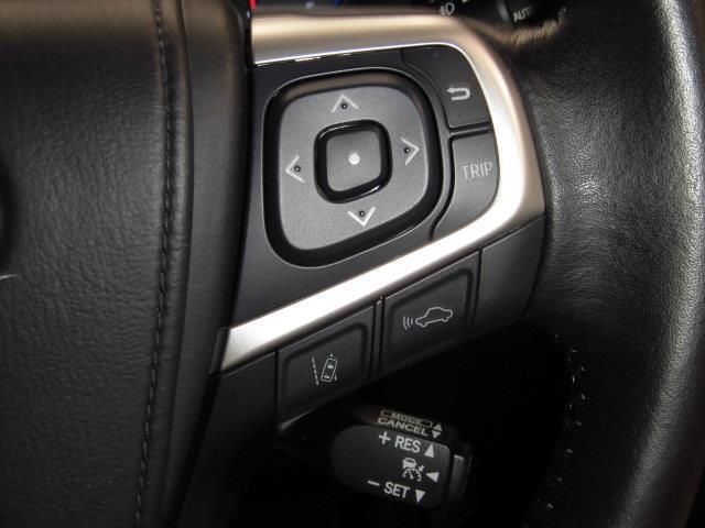 プレミアム スマートキ LEDヘッド 純正SDナビ 地デジフルセグTV DVD再生 バックガイド付モニター ビルトインETC 運転席パワーシート パワーバックドア クルーズコントロール IDストップ機能(11枚目)