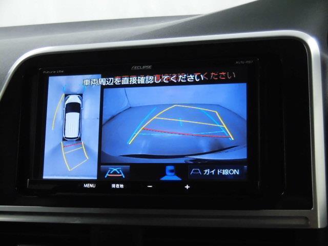G メモリーナビ ミュージックプレイヤー接続可 バックカメラ 衝突被害軽減システム ETC ドラレコ 両側電動スライド LEDヘッドランプ 乗車定員7人 3列シート 記録簿 アイドリングストップ(6枚目)