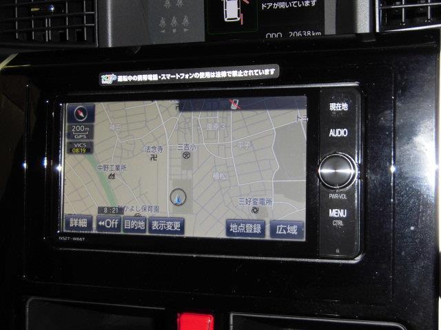 カスタムG-T フルセグ メモリーナビ DVD再生 ミュージックプレイヤー接続可 バックカメラ 衝突被害軽減システム ETC ドラレコ 両側電動スライド LEDヘッドランプ フルエアロ アイドリングストップ(10枚目)