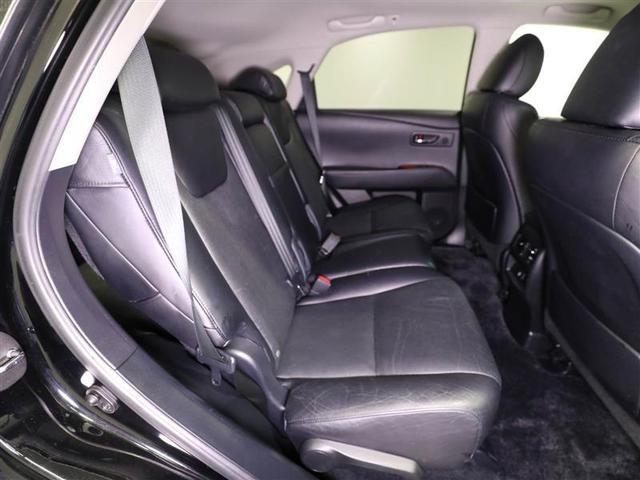 RX450h バージョンL パノラマルーフ 1オナ ナビTV LED パワーシート ETC 4WD HDDナビ クルーズコントロール 地デジ 後カメラ 本革S スマートキー 記録簿(8枚目)
