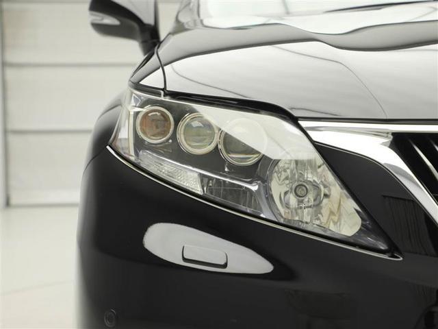 RX450h バージョンL パノラマルーフ 1オナ ナビTV LED パワーシート ETC 4WD HDDナビ クルーズコントロール 地デジ 後カメラ 本革S スマートキー 記録簿(13枚目)