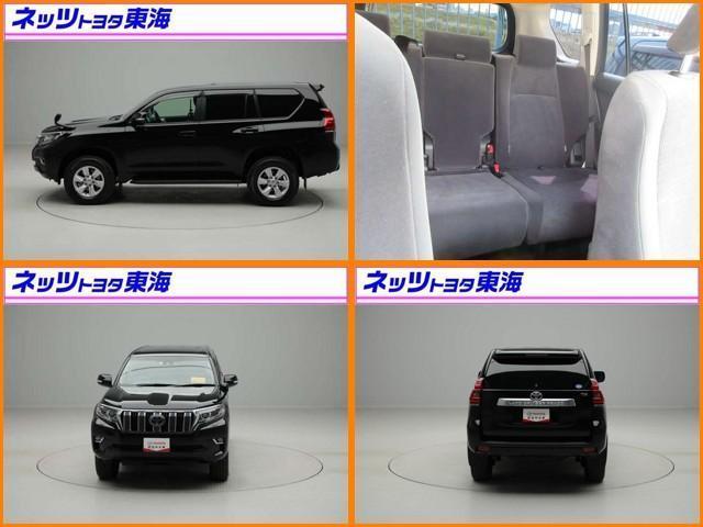 「トヨタ」「ランドクルーザープラド」「SUV・クロカン」「愛知県」の中古車3
