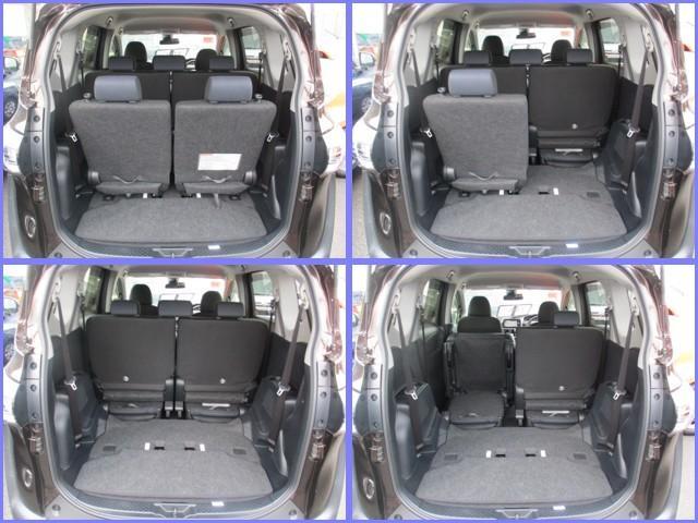 G 衝突被害軽減ブレ-キ 両側電動スライドドア メモリ-ナビ フルセグTV DVD再生 バックモニタ- オ-トエアコン スマ-トキ- ETC 7人乗り ウオ-クスル- LEDヘットライ ワンオ-ナ-(15枚目)