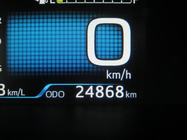 トヨタ プリウス 5D 1800 S HDDナビ・フルセグTV・バックモニタ-