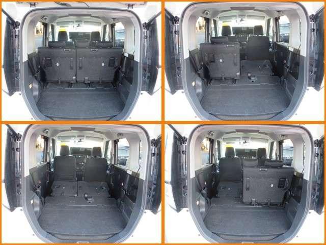 カスタムG S 衝突被害軽減ブレーキ 両側電動スライドドア メモリ-ナビ フルセグTV バックモニタ- 後席モニタ- 純正アルミ スマ-トキ- ドライブレコ-ダ- LEDヘッドライト ETC ワンオ-ナ-(15枚目)
