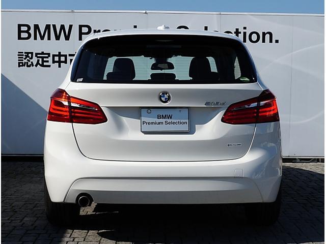 BMW BMW 218dアクティブツアラー 衝突軽減B LED 純正ナビ
