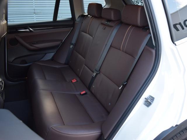 BMW BMW X3 xDrive 20d Xライン 茶革 純正ナビ フルセグ
